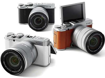 Fujifilm X-T20 / X-A3