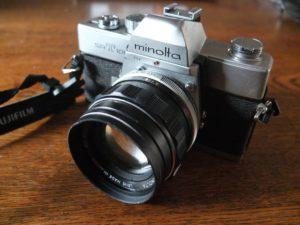 กล้องฟิล์มติดตลาด