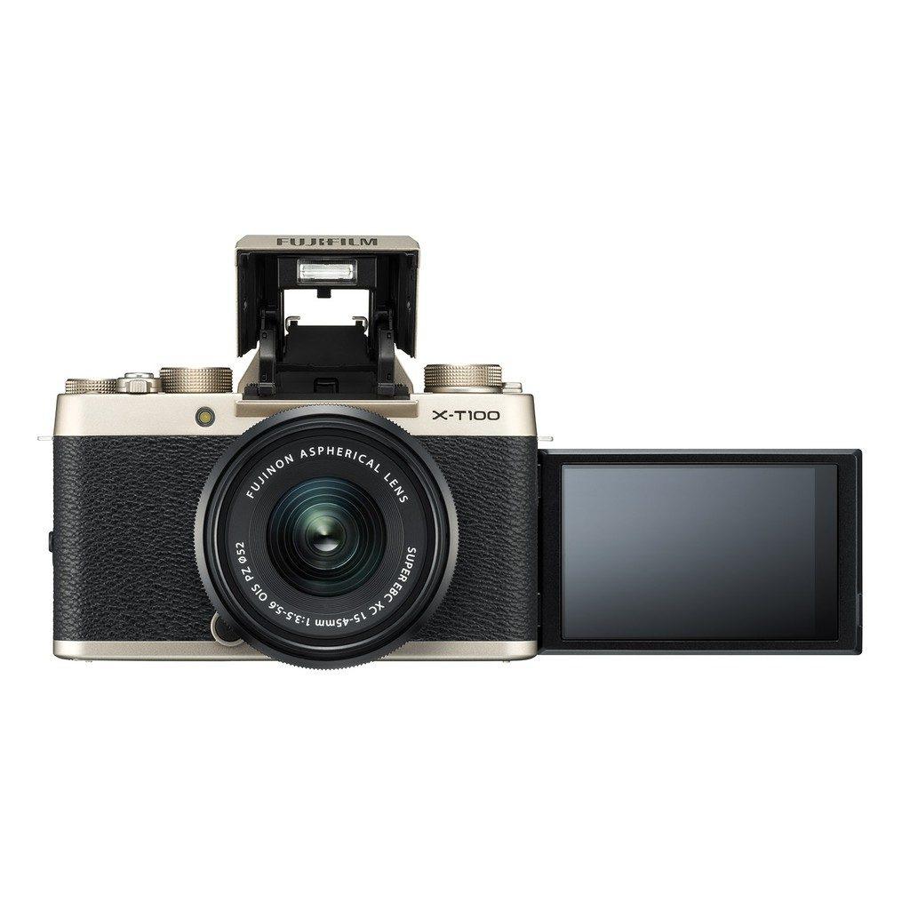 กล้อง FUJI XT100 2
