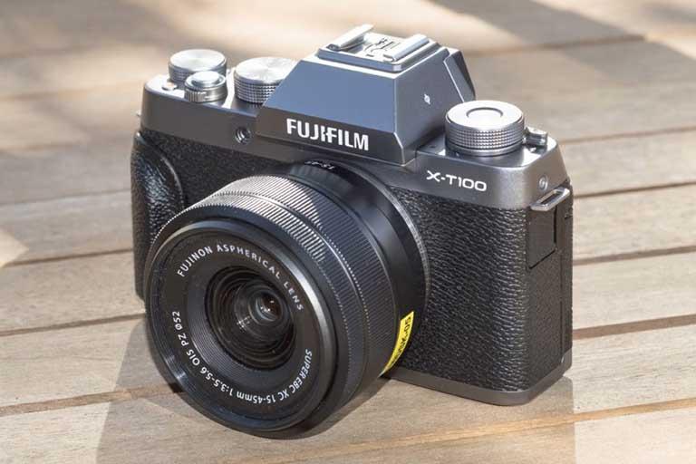 กล้อง FUJI XT100