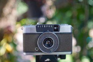 กล้องฟิล์ม Half Frame