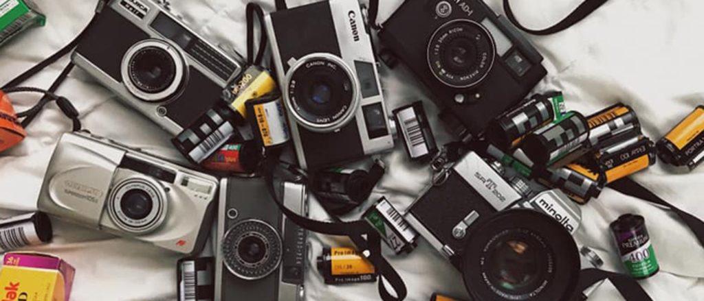 กล้องฟิล์มแบบออโต้