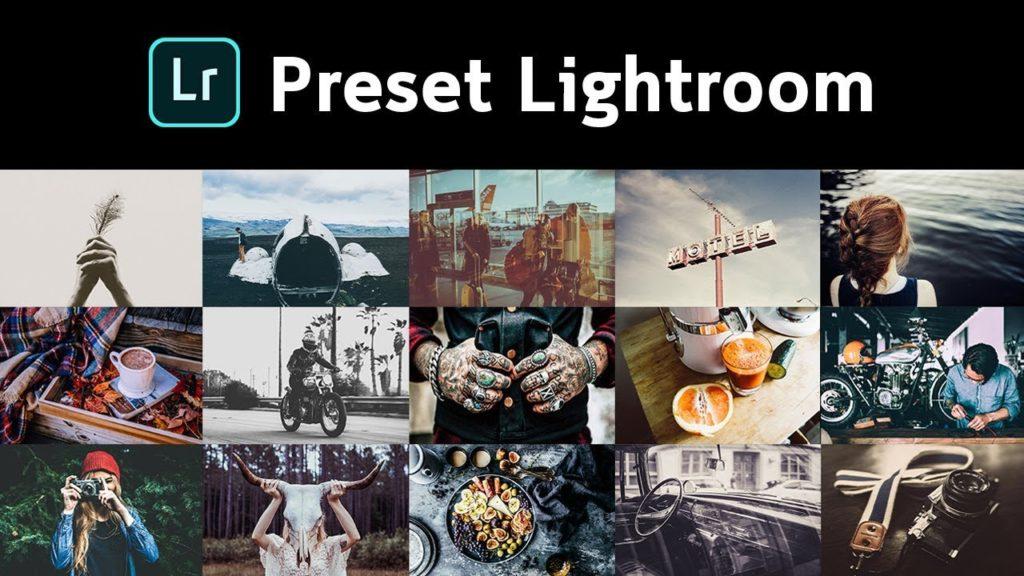 ร้านไอจีขาย Presets Lightroom