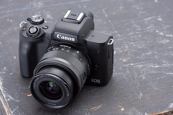 Canon EOS M50 รูปที่ 3
