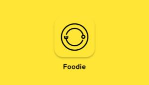 แอพถ่ายรูปอาหารมาแรง 01