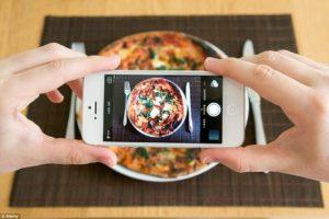 วิธีถ่ายรูปอาหาร pic 3