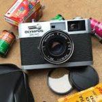 กล้องฟิล์มOlympus 35 RC