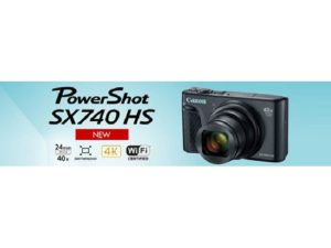 PowerShot Dual Sensing IS