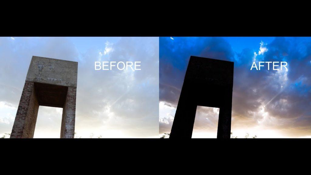 แอพSky Camera Effect