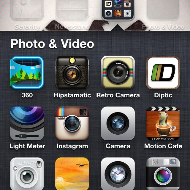 รวมแอพพลิเคชั่นกล้อง
