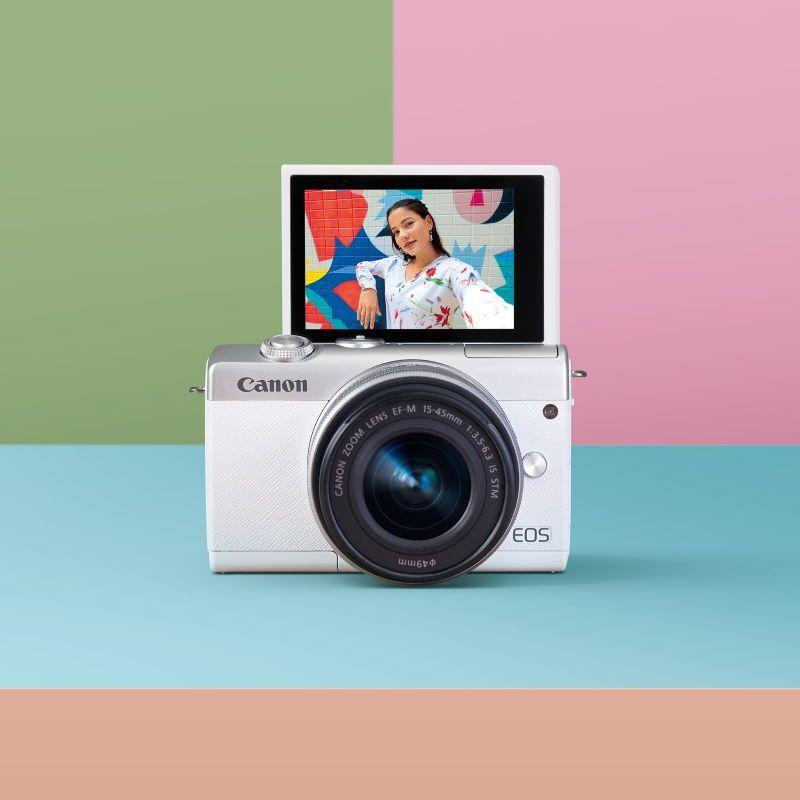 กล้องCANON EOS M200