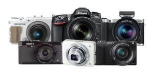 รวมภาพกล้องถ่ายรูปมาแรง
