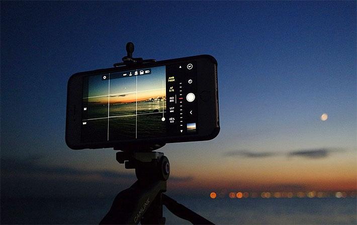 กล้องถ่ายรูปท้องฟ้า