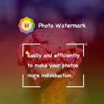 application โฟโต้ วอเตอร์มาร์ก