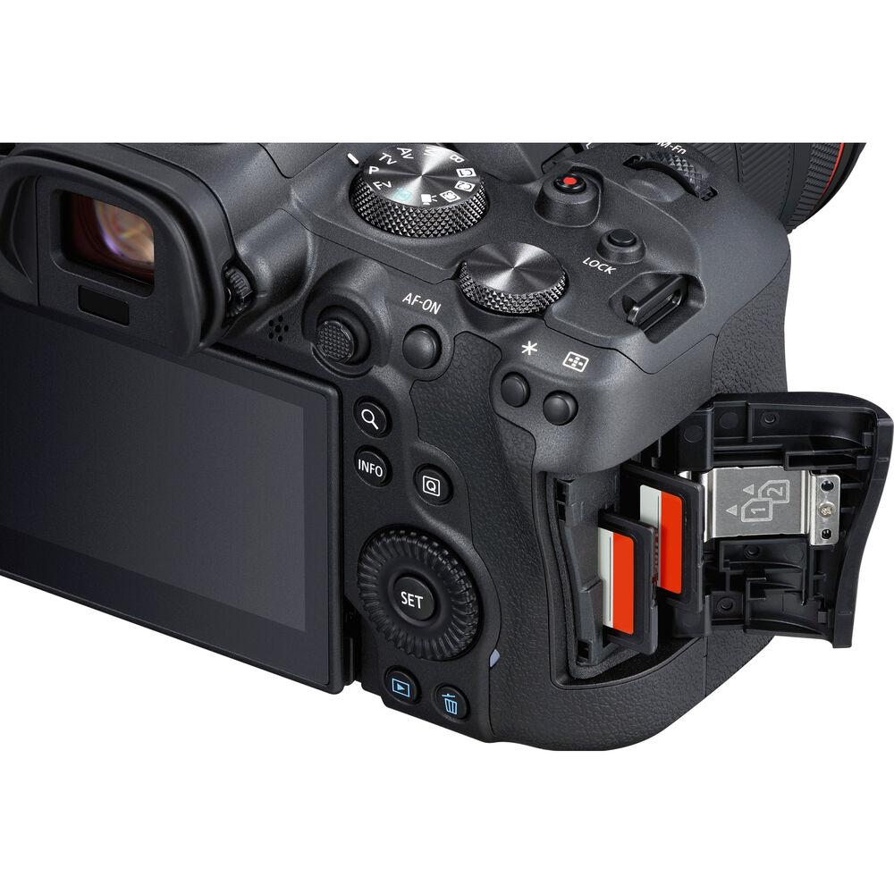 กล้องCANON EOS R6