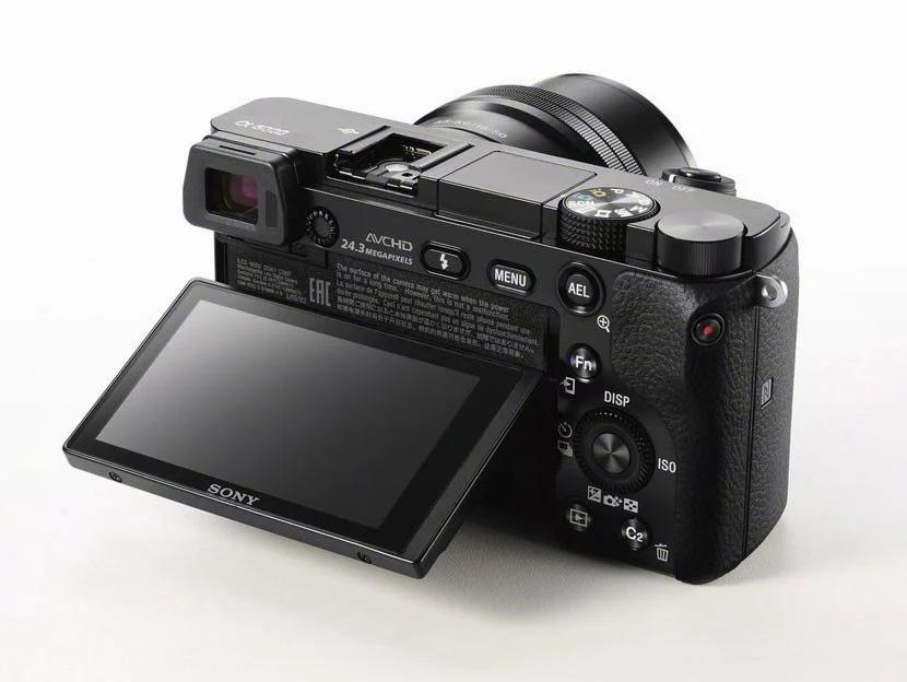 ตัวอย่างกล้องรุ่นSony A6000