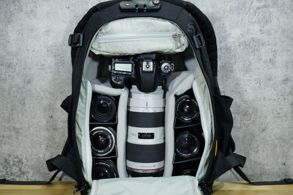ไอเดียเลือกกระเป๋ากล้อง ง่ายๆ