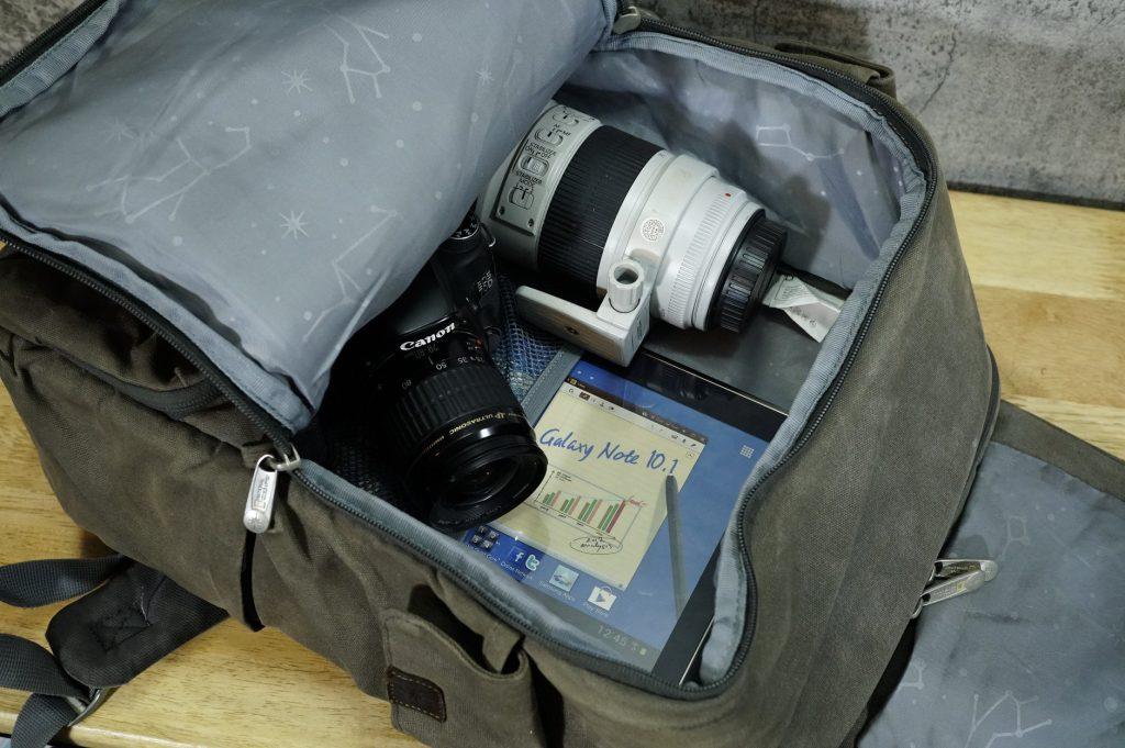 เทคนิค ไอเดียเลือกกระเป๋ากล้อง