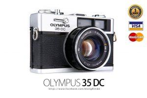 """""""35 DC""""-หน้าปกกล้อง"""