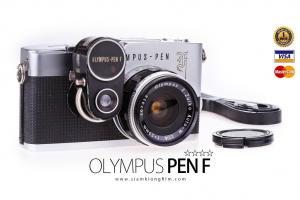 แนะนำกล้องฟิล์ม Pen F