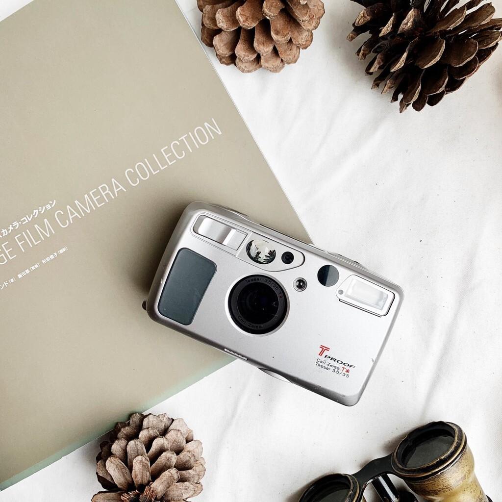 แนะนำ กล้อง Yashica