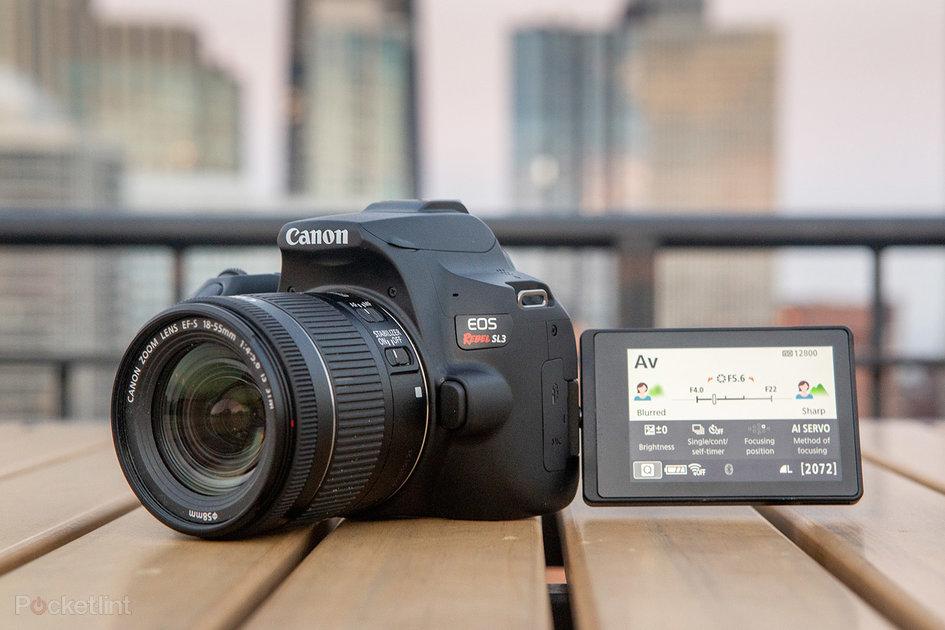 กล้อง Canon น้ำหนักเบา