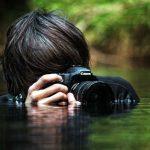 ดูแลกล้องถ่ายภาพ-ลุยน้ำ