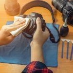 การทำความสะอาด-กล้องถ่ายภาพ