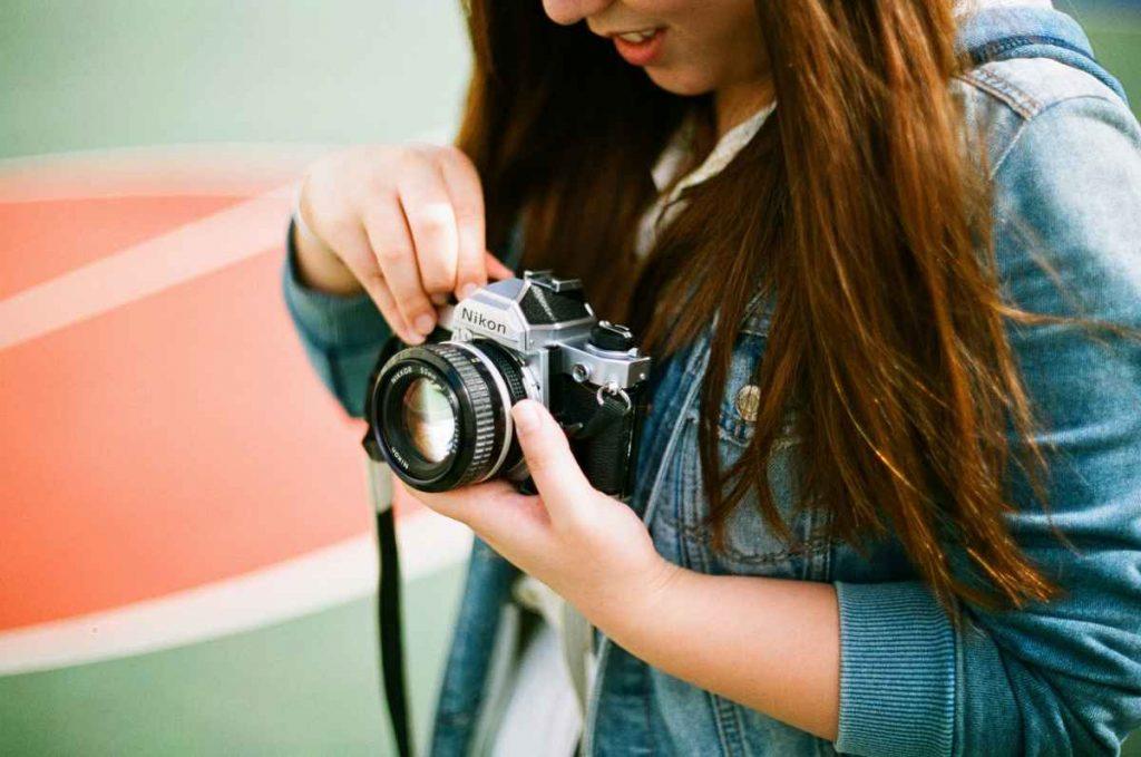 เทคนิค Photo walk-กล้อง