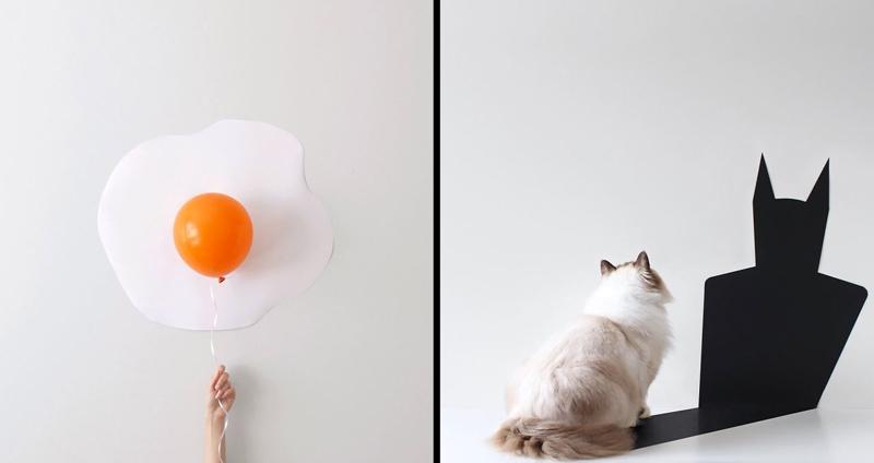 เทคนิค Photo walk-แมวกับใข่ดาว