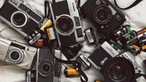 กล้องฟิล์ม คอมแพค-รวมกล้อง