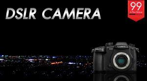 กล้องถ่ายรูป DSLR-น่าใช้