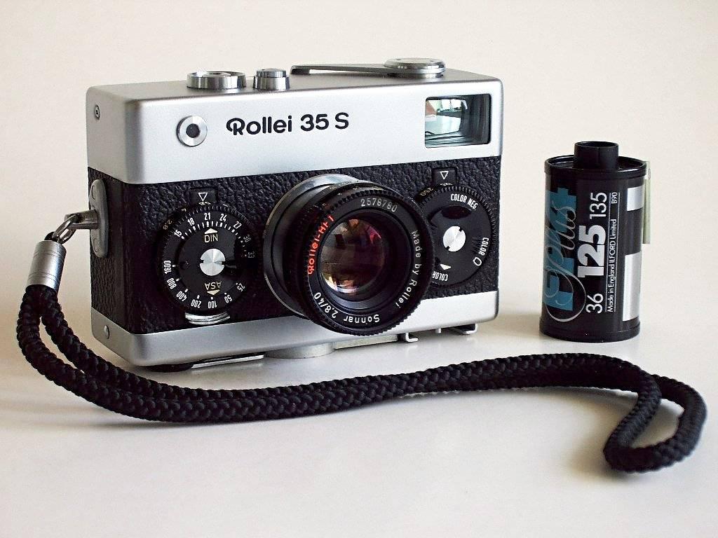 กล้องฟิล์มกะระยะเอง-ตัวสาม