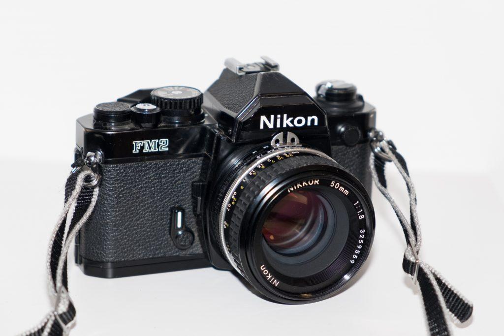 กล้องฟิล์มแบบโฟกัสด้วยมือ-ตัวสาม