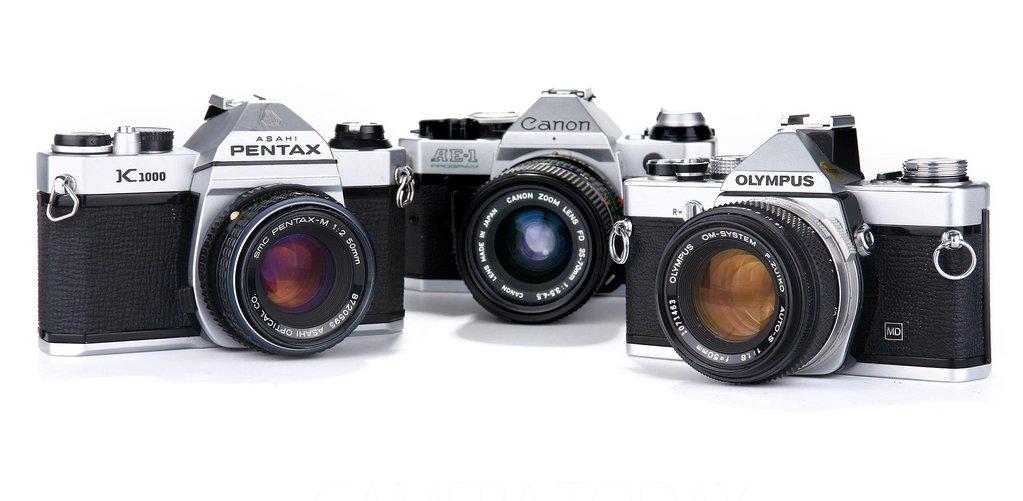 กล้องฟิล์มแบบโฟกัสด้วยมือ